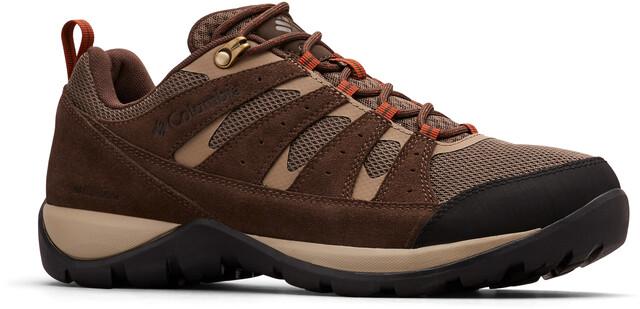 Columbia Redmond V2 WP Chaussures Homme, muddark adobe